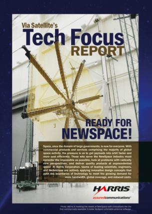 Harris Tech Focus Report September 2015