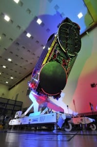 ViaSat 1 Broadband Satellite. Photo: Space Systems/Loral