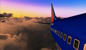 Southwestern Airlines iPad