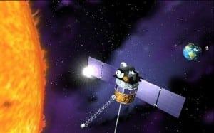 Deep Space Climate Observatory DSCOVR