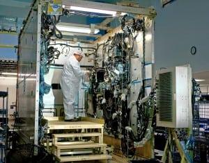 GOES-R, NOAA's next geostationary weather satellite Photo:Lockheed Martin