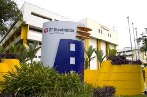 Caption: ST Electronics headquarters in Singapore. Photo: ST Electronics
