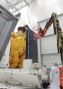 Eutelsat HOT BIRD 10 satellite