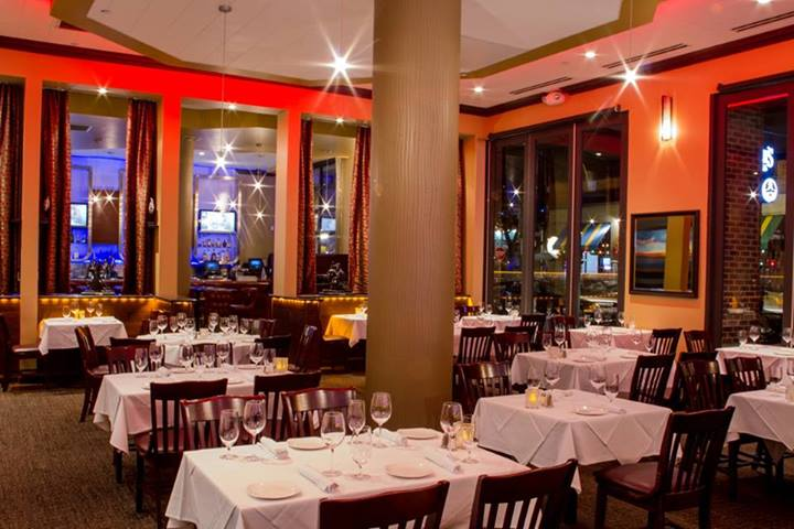 Impress your clients or business partners with the delicious menu of Donovan's Prime Seafood. A great place to talk business while enjoying fine dining after MILCOM. Photo: Donovan's Prime Seafood