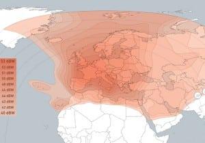 Eutelst Cyfrowy Polsat Hot Bird