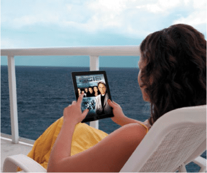 MTN Spark Maratime Cruise TV Cellular