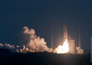 Ariane 5 ISRO Gsat 15 16