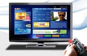 Eutelsat Broadband Broadcast TV
