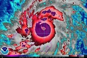 SES Haiyan Philippines