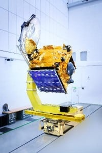 spacecom Amos Asia