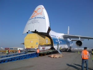 Inmarsat Global Xpress Launch