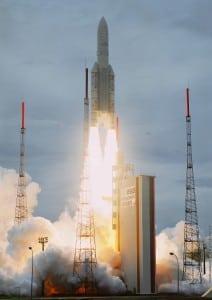 Ariane 5 ECA Astrium Launch
