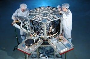 LEO GEO weather JPL