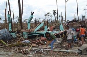 Tacloban Typhoon Haiyan