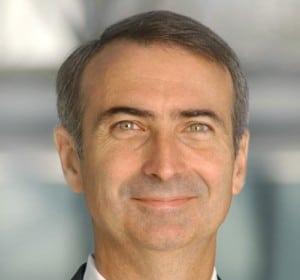 Steve Spengler, president and CCO of Intelsat.