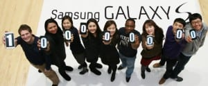 Samsung Apple Android