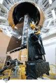 Alphasat. Photo: ESA