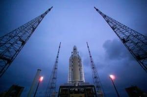 Ariane 5 ECA Delay