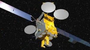 Eutelsat 9B. Photo: Astrium