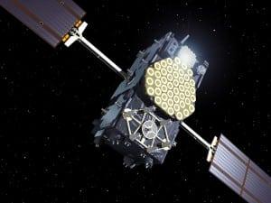 Galileo satellite. Photo: ESA