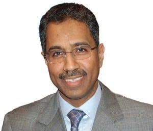Khalid Balkheyour CEO Arabsat
