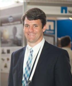 Larry Lowe, VP of engineering at GATR. Photo: GATR Technologies