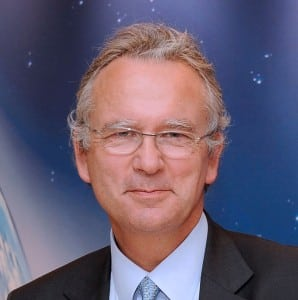 Michel de Rosen CEO Eutelsat