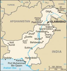 Pakistan. Photo: Wikimedia Commons