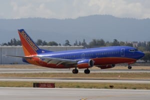 Almost 400 Southwest aircraft have Wi-Fi capability. Photo: Wikimedia Commons