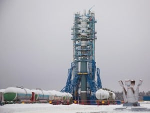 Soyuz arianespace russia