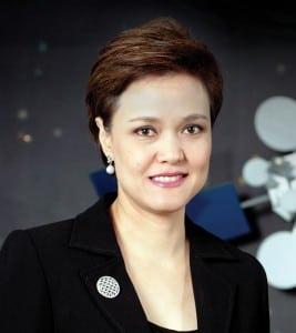 Suphajee Suthumpun CEO Thaicom