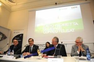 Eutelsat Expo Milano 2015