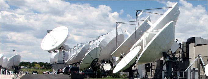 Eutelsat MSS SES