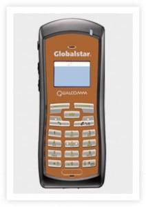 The GSP 1700 satellite phone. Photo: Globalstar
