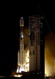 NSS 7 launch