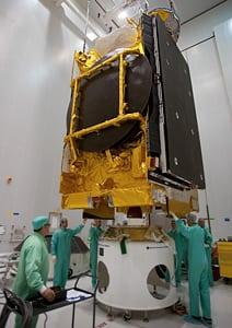 Astra 3B satellite