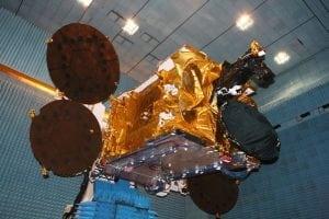 Astra 2E satellite. Photo: SES