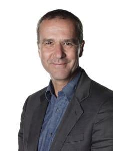 Anders Lindblad president Ericsson