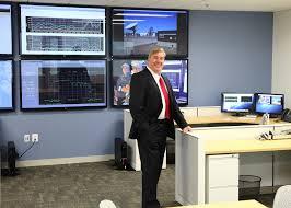 Bob Roe CEO TrustComm