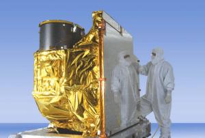 NOAA's GOES R satellite. Photo: Elexis