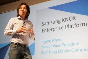Injong Rhee Samsung