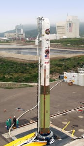 Minotaur Orbital launch