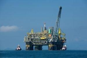 Offshore oil platform. Photo: