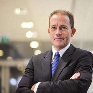 Tony Bates CFO Inmarsat