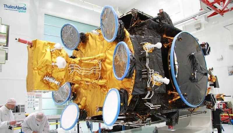 ATHENA-FIDUS SATELLITE