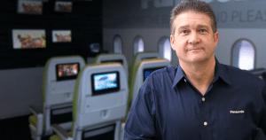 David Bruner Panasonic avionics