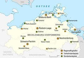 Mecklenburg-Vorpommern region of Germany