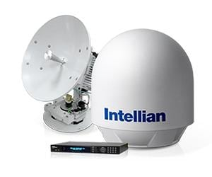 Intellian antenna VSAT