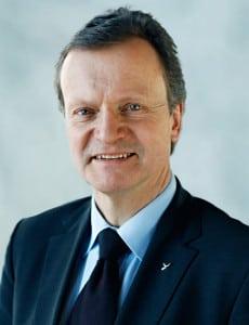 Jon Fredrik Baksaas CEO Telenor