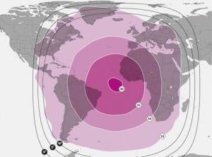 nss 7 c-band satellite SES